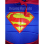 Disfraces Superman Parte Frontal Acolchada * Tienda Fisica*