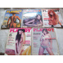 Lote De 5 Revistas Play Boy Ediciones Argentinas