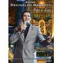 Dvd + Cd Padre Reginaldo Manzotti - Paz E Luz