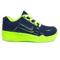 Tenis Infantil Nike Air Max Patins Novo Na Caixa