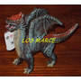 Dragon Doble Cabeza De Goma Pvc Sin Ftalatos Dinosaurio