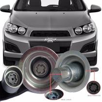 Trava Antifurto Estepe Chevrolet Sonic Sparelock