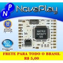 Chip Desbloqueio Matrix 1.93 Dourado Para Ps2 Frete R$5.00