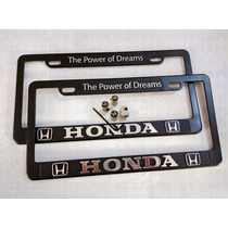 Porta Placa Para Autos Y Camionetas Honda