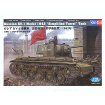 Tanque Russo Kv-1 Modelo 1942 Simplified Turret 1/48