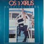 Os 3 Xirus Lp Hospitalidade 1982 Stereo