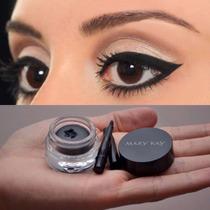 Super Kit Mk® - Delineador Em Gel + Eye Primer + 4 Sombras