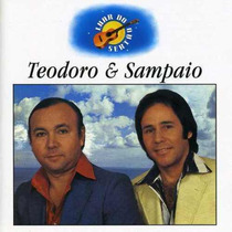 Cd / Teodoro E Sampaio = Luar Do Sertão - 14 Sucessos