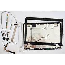Kit Hp Dv2000 Tapa De Pantalla,marco,inverter, Cable Flex