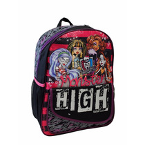 Mochila Tween Primaria (monster High)