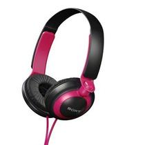 Fone De Ouvido Sony Xb200 Preto/pink