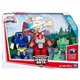 Transformers Rescue Bots C/4 Equipe De Resgate - Hasbro B558