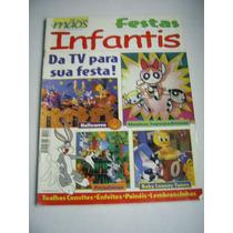 Revista Mãos De Ouro - Festas Infantis