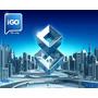 Programa Navegador Gps Igo8+cartão Micro Sd 4gb+adaptador