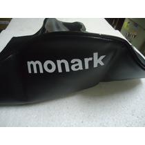 Capa Banco Mobilete Monark Av-10 Preta