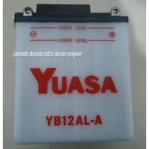 Bateria Yuasa Yb12al-a Vulcan500 Virago535 Tenere Xt600z