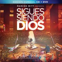 Sigues Siendo Dios En Vivo - Marcos Witt (cd+dvd)