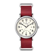 Relógio Timex Weekender T2p493ww/tn - Revenda Autorizada