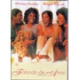 Dvd Falando De Amor - Whitney Houston - Novo***