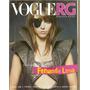 Revista Rg Vogue - Fernanda Lima/ Jude Law/ Pet Shop Boys