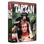 Box Original Tarzan - 1ª Temporada Completa Ron Ely - 8 Dvds