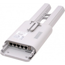 Kit Provedor Profissional De 5 Ghz 400 Mw 802.11a/n 300 Mbps