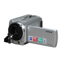 Filmadora Sony Handycam Dcr-sr88 120gb Camcorder Prata