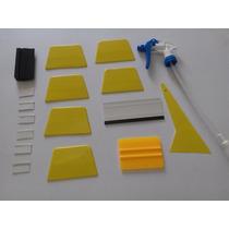 Polarizado Kit De Espatulas Navajas Y Atomizador Herramienta