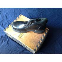Zapatos Industriales Botas Cafés Comando