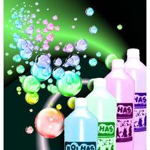 Liquido Bolha De Sabão - Bolinhas - Fluido Faz 5 Litros