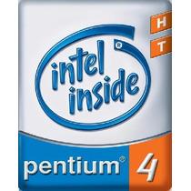 Processador Intel Pentium 4 3.0e Ghz 1m 800 Socket 478 Box
