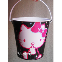 Cubetita De Hello Kitty, P/centro De Mesa, Regalos, Original