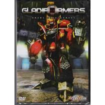 Dvd, Gladiformers - Robôs Gladiadores - Desenho Raridade!!#