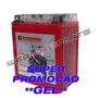 Bateria Gel Honda Lead 110 Falcon Nx 400 Cb 300 R Xr 250 125