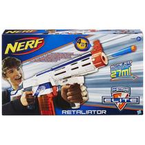 Nerf N-strike Elite Retaliator 12 Tiros - 4 Lançadores Em 1