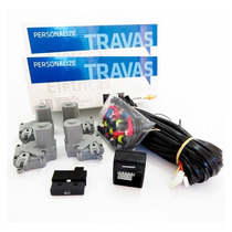 Kit Trava Eletrica Celta 4 Portas 2012 2013 2014 15 Original