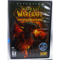 World Of Warcraft Pc Cd Rom Cataclysm Y Gold Edition