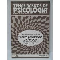 Temas Básicos De Psicologia - Clara Regina - Sebo Brisa