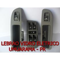Kit Vidro Eletrico Traseiro Novo Palio 2012 / Grand Siena
