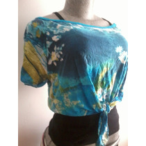 Espectaculares Blusas Para Damas Incluye Blusita De Tira
