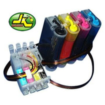 Bulk Ink P/ Impressoras Tx115 Tx105 T23 T24 + 400ml De Tinta