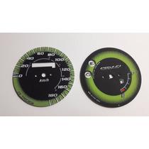 Marcadores Titan / Cg150 Ks Es Mix Verde Personalizado