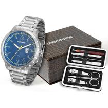 Relógio Mondaine Masculino 94951g0mkne1k1