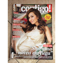 Revista Contigo Sabrina Sato Fafá De Belem Ano 2015 N°2093