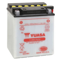 Bateria Yuasa Yb14-b2 Cb 750, Cbx 750f, Vt 700, Vt800