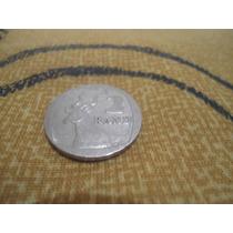 Lote 1 Moeda De 2 Rand Africa Do Sul 1991 Usada