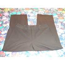 Pantalon Casual Negro Nine West 100% Original 12-38