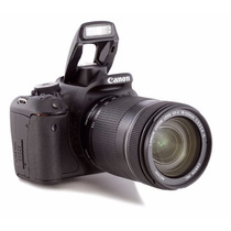 Câmera Canon Rebel T3i 18-55mm Brinde Cartão 16gb Promoção