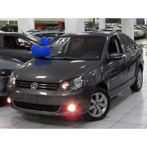 Polo Sedan 2013 Comfortline 1.6 Cinza Completo