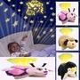 Mascotas Dream Lites De Pillow Pet Proyector De Estrellas